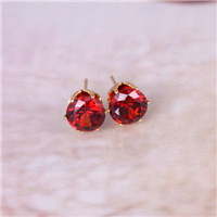 Luxury Austrian Crystal Earrings For Women