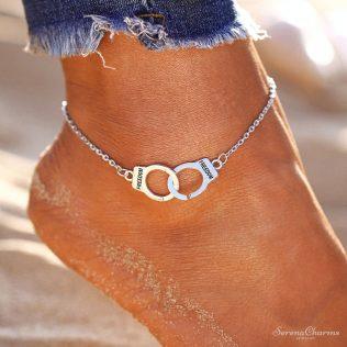 Cute Pendant Anklet