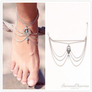 Summer Beach Foot Bracelet