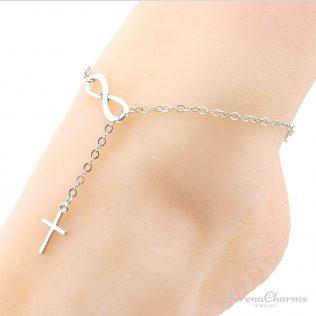 Elegant Little Star Women Chain Ankle Bracelet