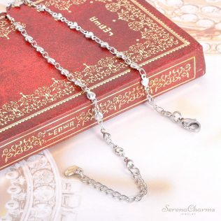 Stainless Steel Chain Anklet