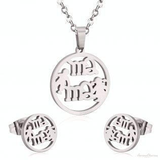 Mama Jewelry Set For Mother'S Day