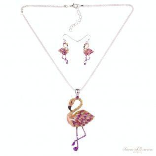 Fashion Elephant Jewelry Set