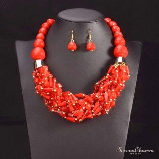 Nigerian Jewelry Set