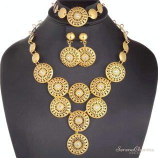 Ethiopian Jewellery Set