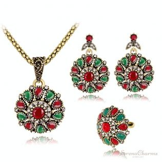 Dubai Jewelry Set For Women