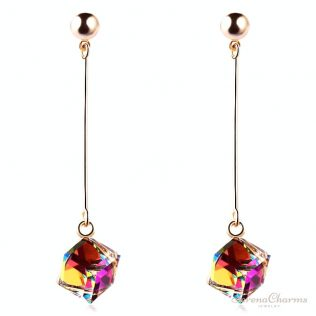 Fashion Charm Earrings With Stones
