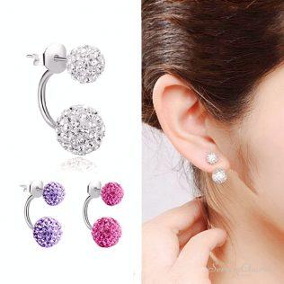 High Quality Double Side Earrings