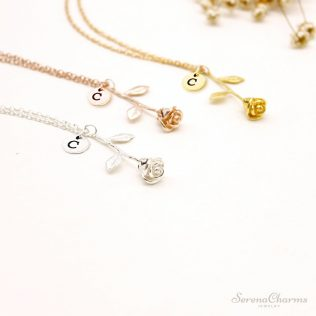 26 Letter Personalized Name Custom Necklace