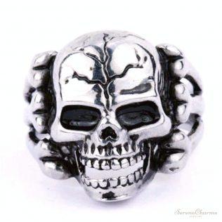 Gothic Men's Zinc Alloy Ring