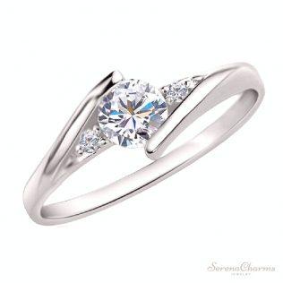 Rose-Gold Color Ring