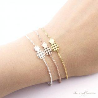 Minimalism Pineapple Bracelet