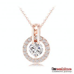 Rose Gold Color Necklace