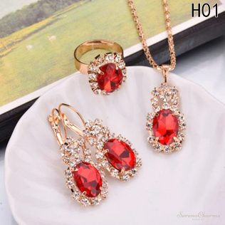 Jewelry Sets For Brides