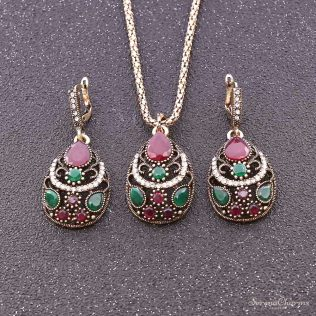 3 Pcs/Set Jewelry Set