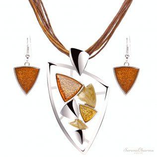 African Jewelry Set 2017