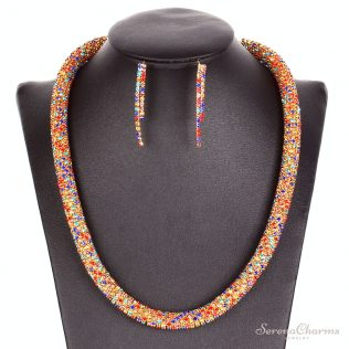 Graceful Wedding Jewelry Sets