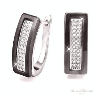 Classic Crystal Wedding Jewelry Set