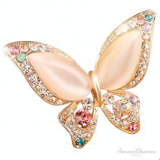 Butterfly Brooch For Women
