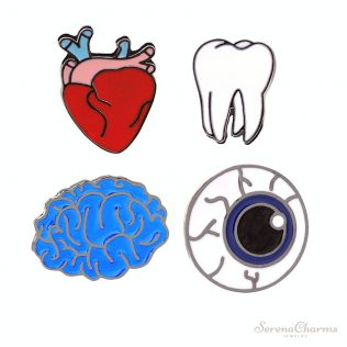 Fashion Cute Cartoon Brooch Pins