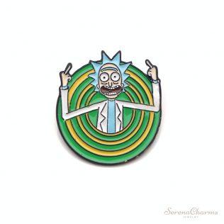 Rick And Morty Pins