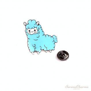 Cartoon Sheep Pin
