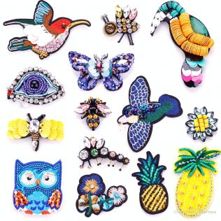Chic Design Bohemian Brooches