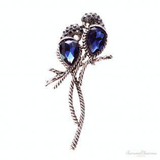 Vintage Design Little Bird Brooch