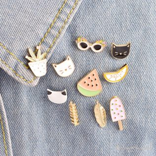 Cute Fashion Brooch Pins
