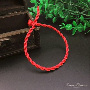 Good Luck String Of Fate Rope Bracelet