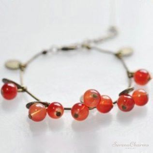 Sweet Cherry Beautiful Bracelet